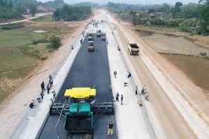 Đã bàn giao toàn bộ cọc GPMB 11 dự án cao tốc Bắc - Nam
