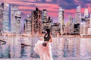 Du lịch là thói quen xa xỉ, nhưng với người phụ nữ 'giàu có' này thì không!