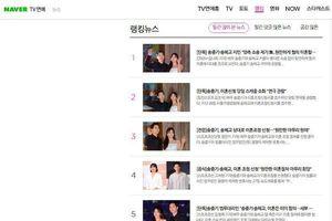 Cả châu Á chấn động vì Song Joong Ki và Song Hye Kyo tuyên bố ly hôn