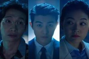 Lee Ki Woo cực bảnh trai, Park Jin Hee và Bong Tae Gyu ngầu lòi trong teaser đầu tiên của drama sắp lên sóng 'Doctor Detective'