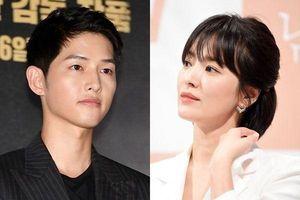 Song Joong Ki dừng hoạt động sau khi ly hôn Song Hye Kyo, sẽ tái xuất cùng Kim Tae Ri trong tương lai