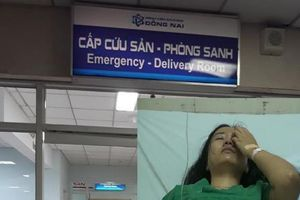 Nữ bác sĩ bị chồng sản phụ đánh bầm mặt tại bệnh viện