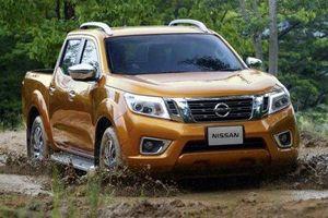 Hơn 600 chiếc Nissan Navara tại Việt Nam bị triệu hồi do lỗi ổ khóa