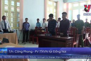 Đồng Nai tuyên án 2 đối tượng cướp trạm BOT