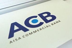 VFM muốn thoái sạch vốn tại ACB