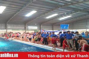 Huyện Thạch Thành phát động chương trình phòng, tránh tai nạn đuối nước