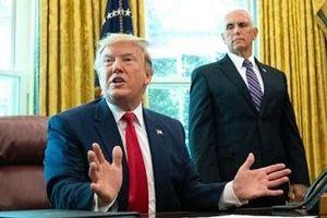Ông Trump bình luận 'lạ' về kịch bản chiến tranh với Iran
