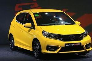 Honda Brio 2019 bán tại Việt Nam có giá từ 418 triệu đồng