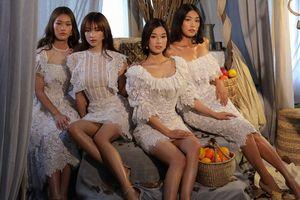 6 nàng thơ 9X được NTK Chung Thanh Phong chọn mặt gửi vàng cho show diễn Pre-Fall 2019