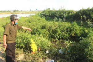 Sau 3 ngày mất tích, thợ mộc lành nghề ở Hải Dương được phát hiện chết dưới rãnh nước