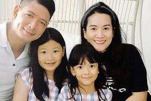 Bà xã Bình Minh 'cao tay' hơn vợ cũ Việt Anh?