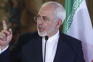 Ông Zarif: Chiến tranh ngắn với Iran là 'ảo tưởng'