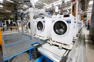 Nơi ra đời của những chiếc máy giặt châu Âu dùng nhựa tái chế