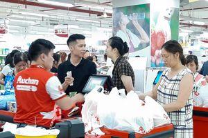 Toàn bộ hệ thống siêu thị Auchan về tay đại gia bán lẻ Việt