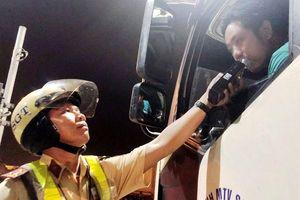 Xử phạt lái xe say rượu: Tăng chế tài là cần thiết