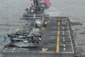 Thêm chiến hạm tới Vịnh Persian, Mỹ có ra đòn với Iran?