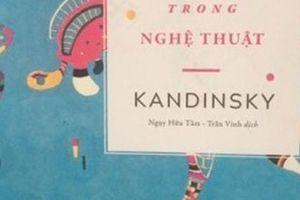 'Về cái tinh thần trong nghệ thuật' của Kandinsky