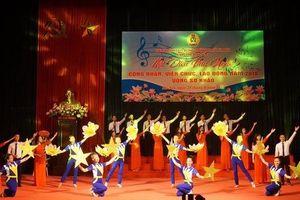 Hà Nội: Tưng bừng Hội diễn văn nghệ CNVC-LĐ