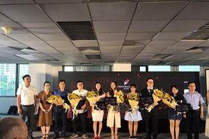 Chung kết quốc gia cuộc thi Thử thách khởi nghiệp Việt toàn cầu VietChallenge