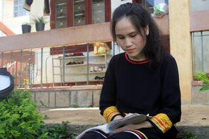 Nữ sinh Gia Rai và ước mơ trở thành nữ chiến sĩ CAND