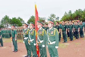 Khai mạc Hội thao TDTT quân sự tỉnh Gia Lai năm 2019