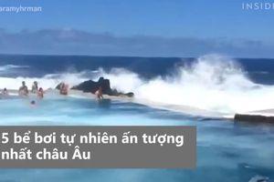 Tránh nóng với 5 bể bơi tự nhiên ấn tượng nhất châu Âu