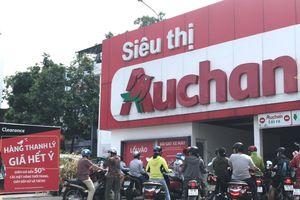 Auchan chính thức về nhà của Saigon Co.op
