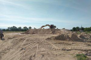 Mỏ cát lậu thách thức chính quyền: Tổ liên ngành của tỉnh bất ngờ kiểm tra