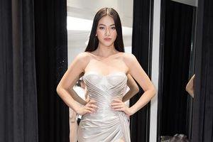 Hoa hậu Phương Khánh thử váy đẹp chấm thi Miss Earth Mỹ 2019