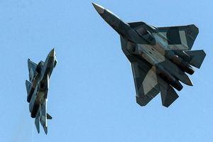 Bộ Quốc phòng Nga nhận 76 chiến đấu cơ tàng hình Su-57 trước năm 2028