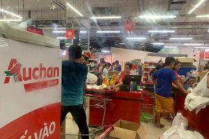 Khách hàng của chuỗi siêu thị Auchan sẽ ra sao khi Saigon Co.op tiếp quản?