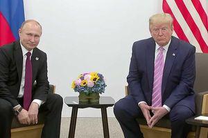 Câu nói đùa 'gây sốc' mà TT Trump dành cho TT Putin ở G20