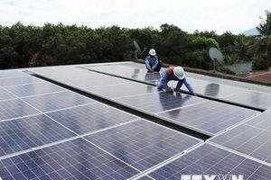 Tây Ninh phát triển mạnh mô hình sử dụng điện Mặt Trời