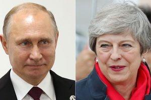 Thủ tướng Anh bất ngờ 'làm nóng' vụ đầu độc điệp viên Skripal trước cuộc gặp với ông Putin