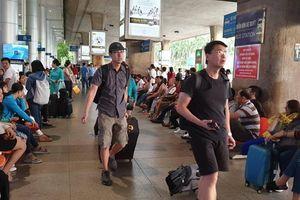 Từ 1/7, Tân Sơn Nhất ngưng phát thanh để xây dựng 'sân bay im lặng'