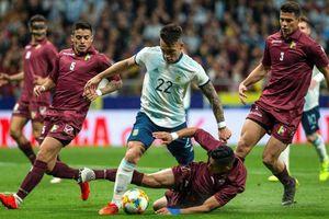 Argentina hẹn Brazil, Chile phải chờ đối thủ ở bán kết Copa America 2019