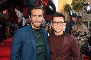 'Spider-Man: Far From Home' tiếp tục nhận về nhiều lời khen trong buổi họp báo ra mắt phim tại Mỹ