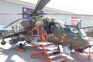 Nga trình làng Mi-35P hiện đại hóa theo kinh nghiệm chiến trường Syria