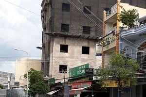 Vụ sập giàn giáo khiến 3 công nhân tử vong: Tháp dỡ công trình 2 tầng thi công trái phép