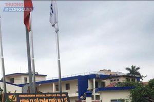 Hà Nội: Công Ty TNHH MTV Thiết Bị Y Tế 130 Armephaco có sử dụng đất sai mục đích?