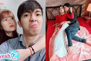Đăng ảnh 'ôm ấp' Quang Trung trên giường, Cris Phan bị Mai Quỳnh Anh tuyên bố cho ngủ ở ngoài