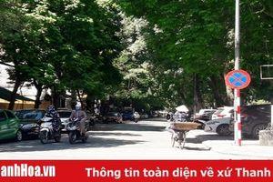 TP Thanh Hóa: Nan giải tìm nơi đậu, đỗ xe trong nội thành