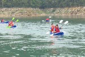 Tuyên Quang: Sắp diễn ra Hội đua thuyền Kayak huyện Lâm Bình lần thứ II