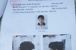 Bé trai 13 tuổi bị đánh thương tật 15% nhưng gần 1 năm công an vẫn chưa khởi tố vụ án