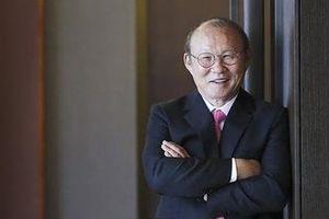HLV Park Hang-seo bác bỏ tin đồn mức lương 200.000 USD