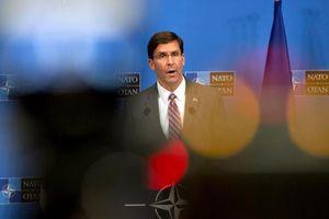 Mỹ tìm kiếm sự ủng hộ của các đồng minh NATO trong vấn đề Iran