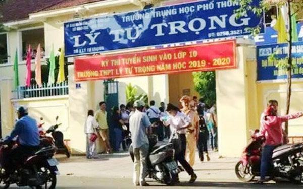 Một số trường THPT ở Khánh Hòa lấy điểm chuẩn vào 10 là 4 điểm