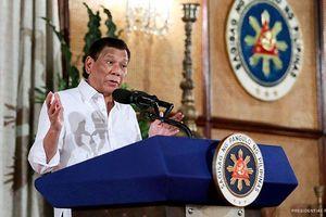 Tổng thống Philippines bất ngờ đảo ngược tuyên bố, nói không cho phép Trung Quốc đánh cá ở EEZ