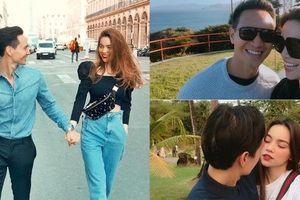 Kỉ niệm 2 năm, Kim Lý ngọt ngào nói 'yêu em nhất' với Hà Hồ