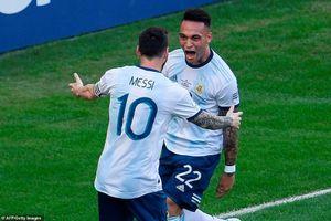 Argentina đá bán kết Copa America 2019 với Brazil vào lúc nào?